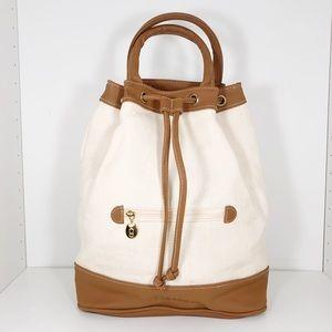 Christian Dior Dune Perfume Beauty Canvas Bag